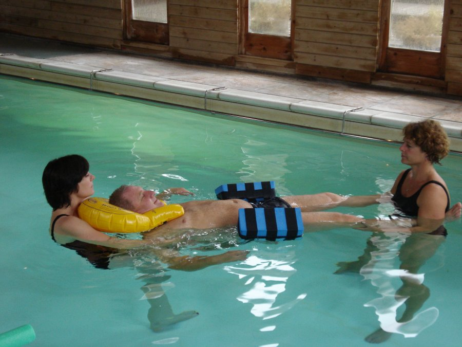 Outpatient services hobbs neurological rehabilitation for Hydroponic pool