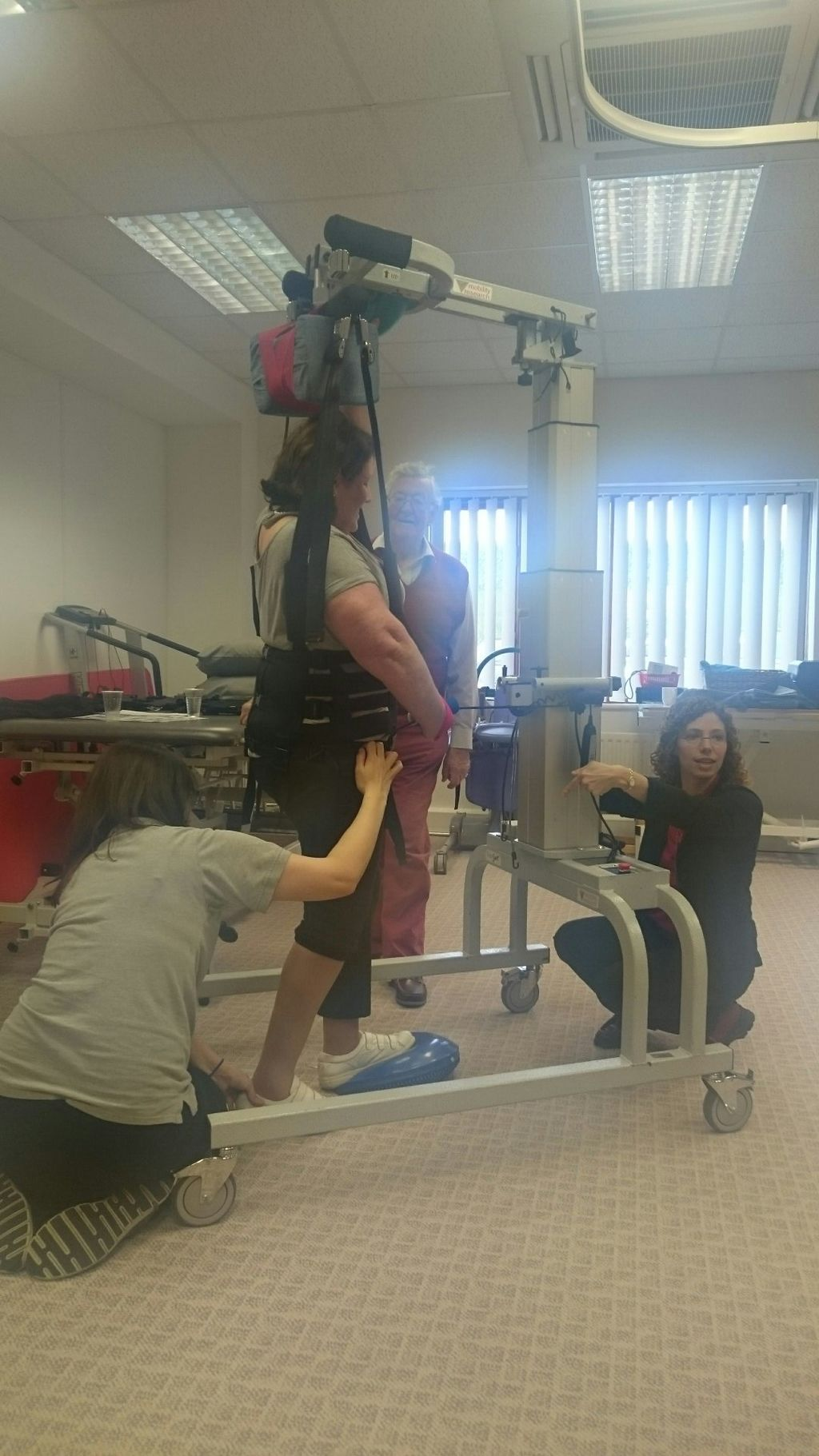 De Weighting Devices Hobbs Neurological Rehabilitation